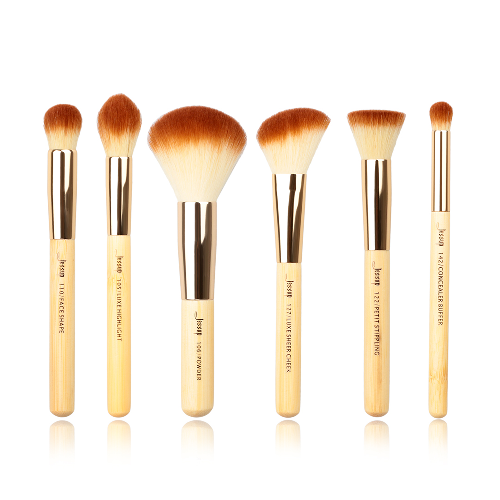 BAMBOO Mini Set 6 Pcs - Jessup Beauty