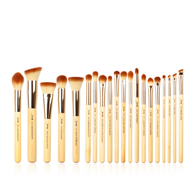 BAMBOO Complet Set 20 Pcs - Jessup Beauty