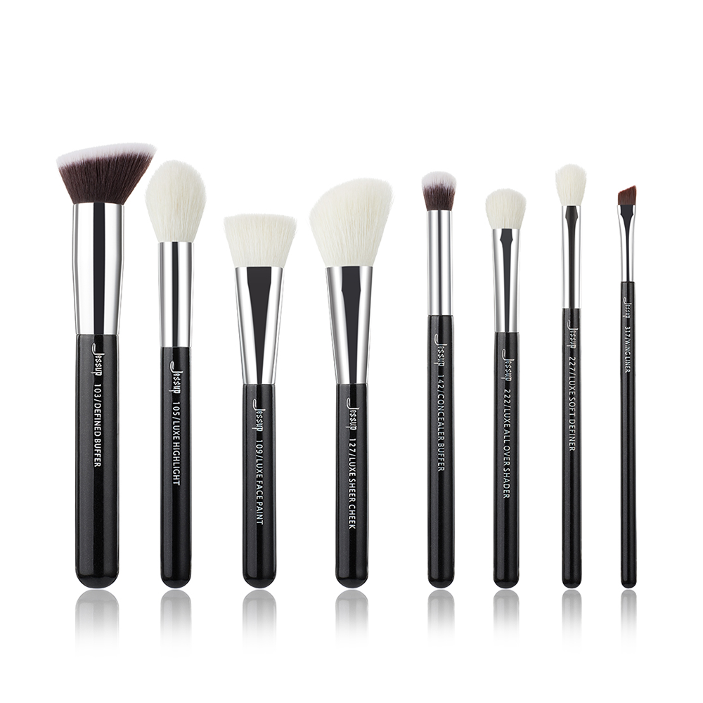 Professional Makeup Brushes Set Beauty Tools Make up Brush Buffer Paint Cheek Highlight Shader line