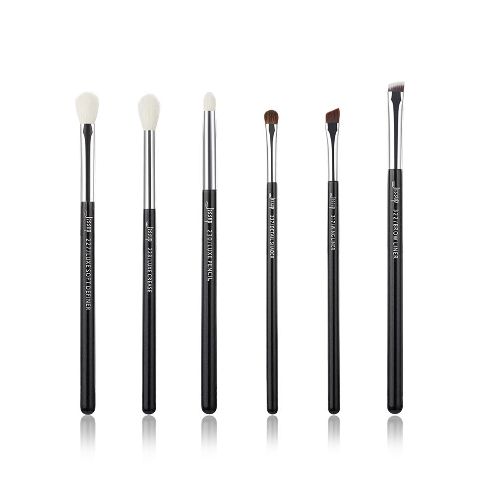 Professional Makeup Brushes Set Make up Brush Beauty Tools kit Eye Shader Liner natural-synthetic hair