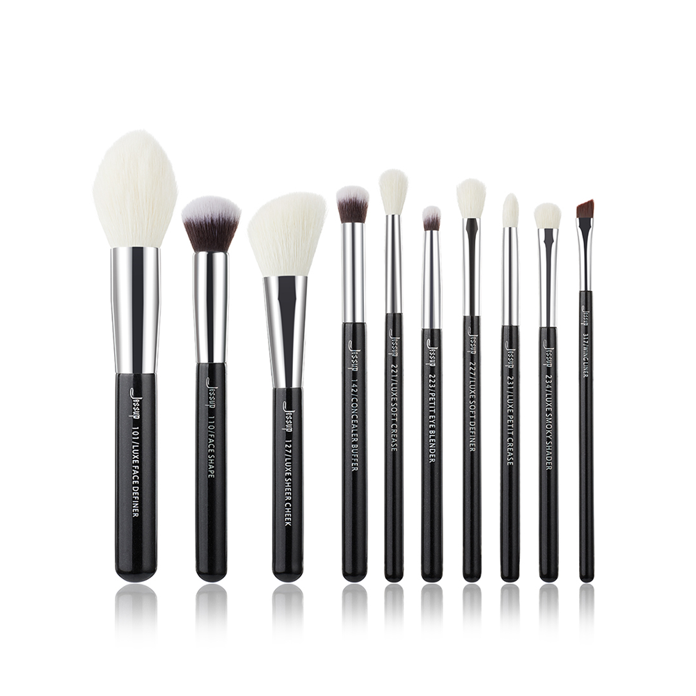 Professional Makeup Brushes Set Beauty tools Make up Brush Cosmetic Foundation Powder Definer Shader Liner  Material: natural-synthetic hair