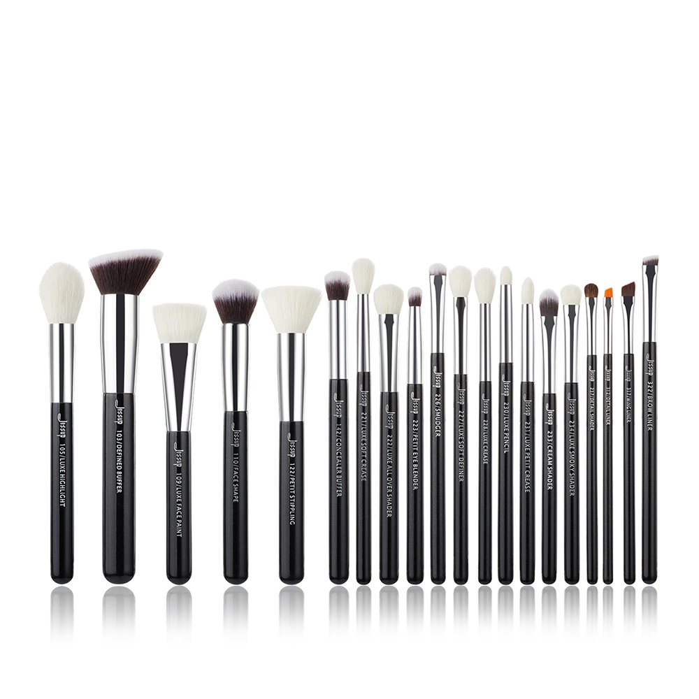 Professional Makeup Brushes Set Make up Brush Tools kit Foundation Powder Brushes natural-synthetic hair