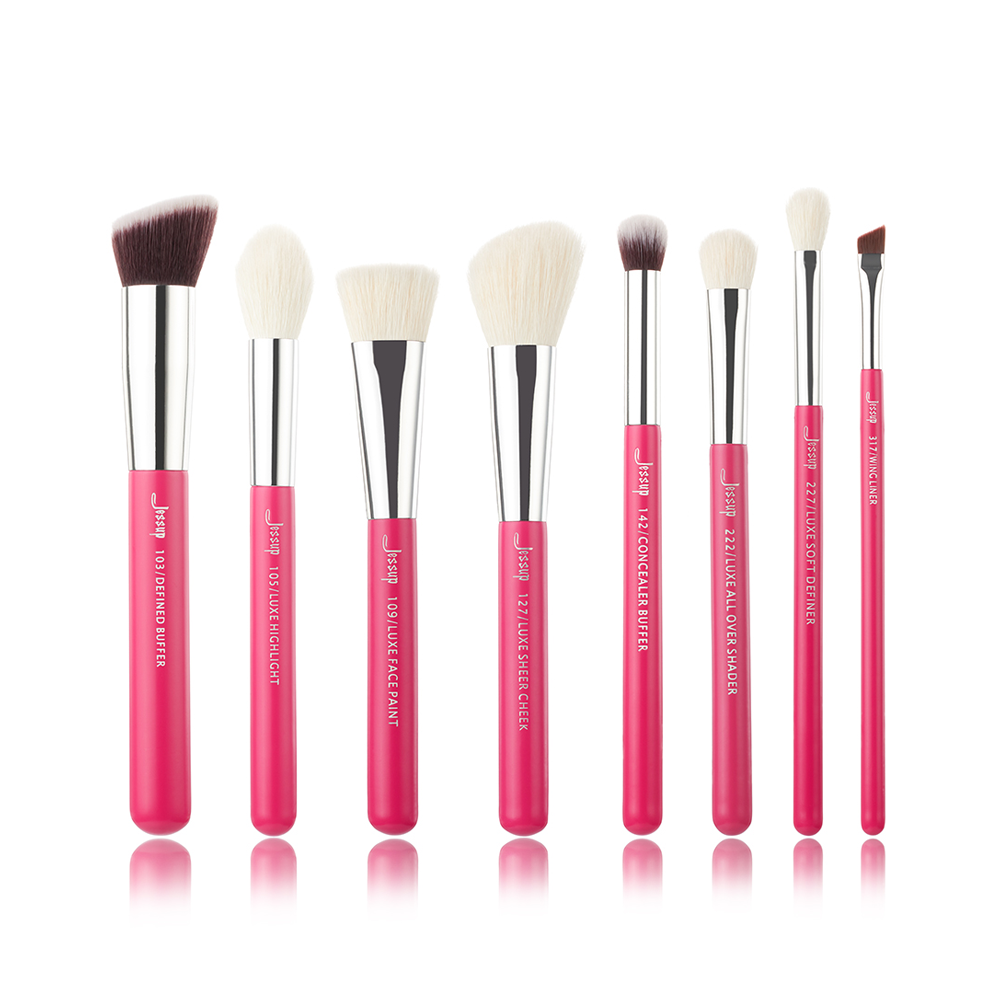 Professional Makeup Brushes Set Beauty Tool Make up Brush kit Buffer Paint Cheek Highlight Shader line