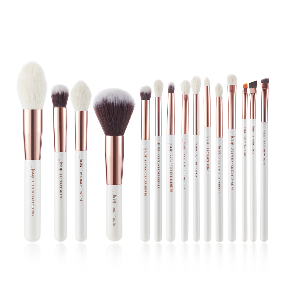 Professional Makeup Brushes Set Make up Brush Tools kit Foundation Powder natural-synthetic hair