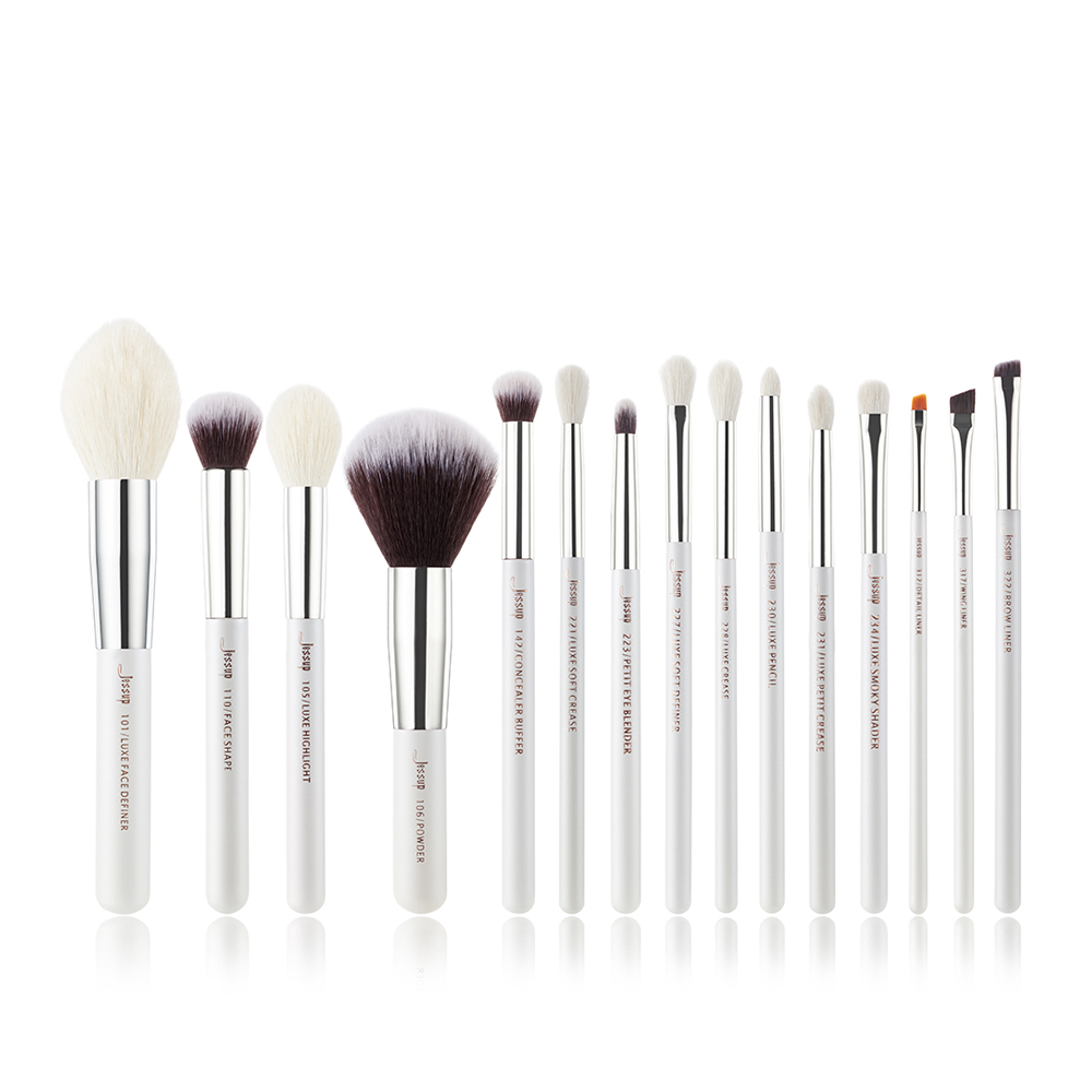 Professional Makeup Brushes Set Beauty Make up Brush Tools Foundation Powder natural-synthetic hair