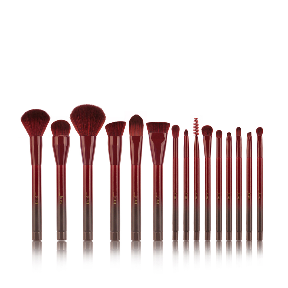 Makeup Brushes Set Powder Foundation Eyeshadow Eyeliner Lip Contour Concealer Smudge Make up Brush Tools