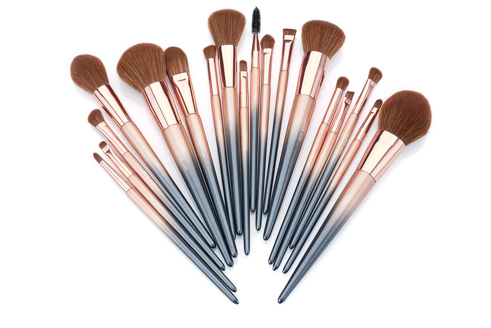 Professional Makeup Brushes - Jessup Beauty