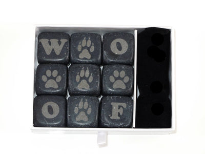 WOOF / Canine Paws -- Nevermelting Ice Cubes