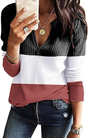 V Neck Sweater | yesicafasnion.com