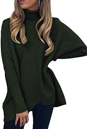 Women's Turtleneck Sweater