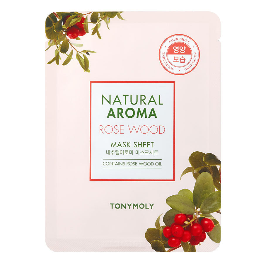 Tony Moly – Natural Aroma Lavender Oil Mask