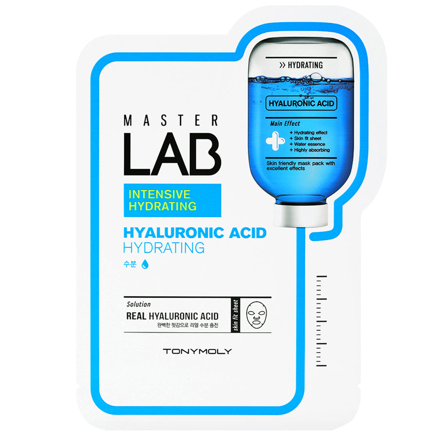 Tony Moly – Master Lab Sheet Mask Hyaluronic Acid