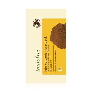 Innisfree - Jeju Volcanic Nose Pack (6 Pcs)
