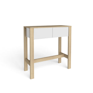 Mesa Lateral RT-3096 - Blanco Nature