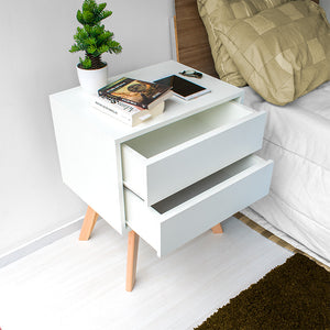 Mesa de Luz Swedish - Blanco