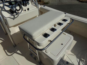 2014 Defiance Commander 220 NT Center Console Saltwater Fishing Boat