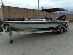 2004 Ranger 521VX with 225hp Mercury Optimax Outboard