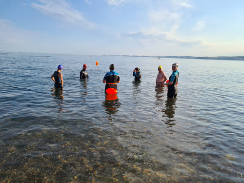 Beginners Open Water Swimming Lessons