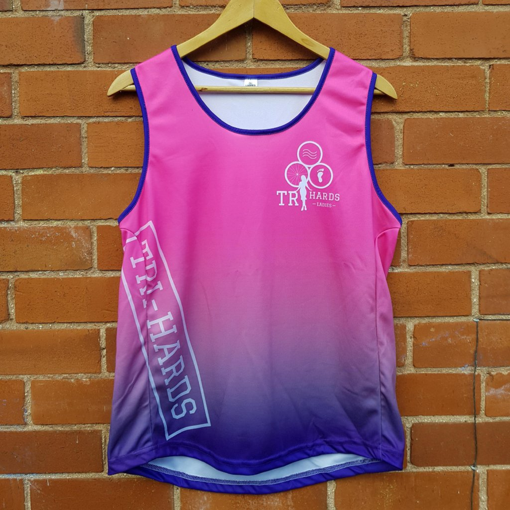 Ladies Running Vest