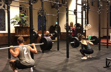 4 Crossfit Sessions April