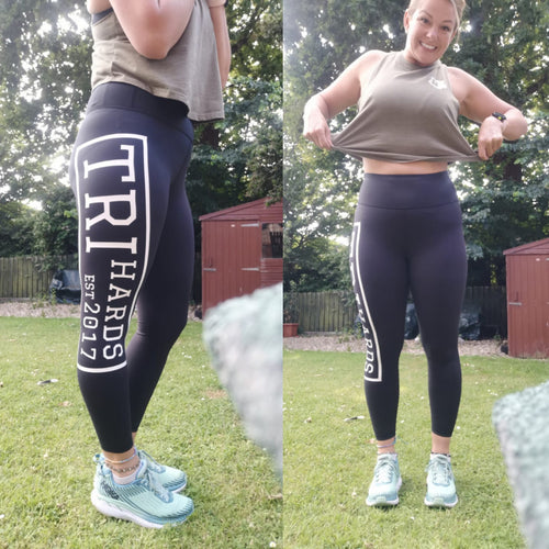 Tri-Hards Ladies Leggings