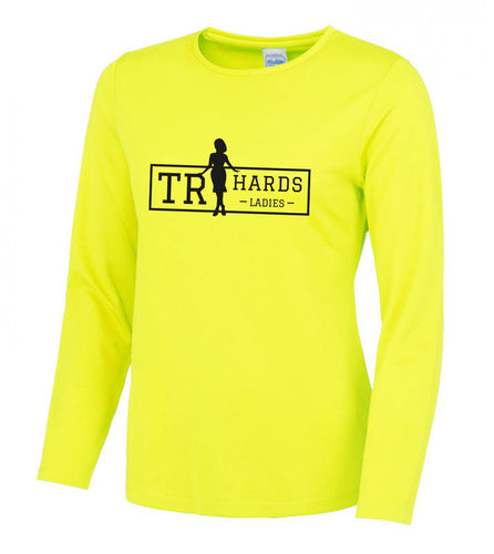 Ladies High-Vis Long Sleeve (Previous sponsors)