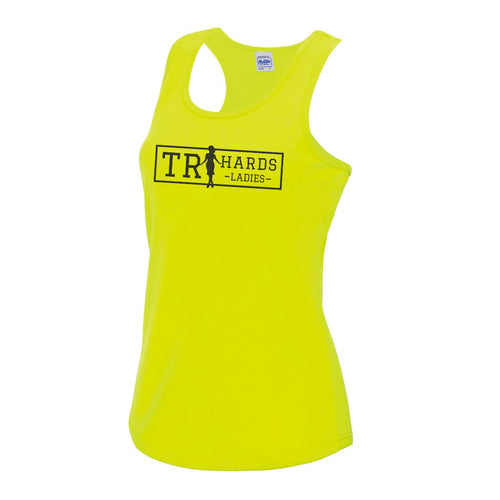 Ladies Sports Vest (Previous Sponsors)
