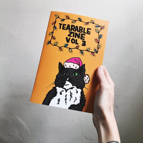 Tearable Zine Vol 3