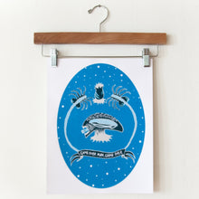 Load image into Gallery viewer, Limited Edition Aliens Screenprint