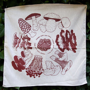 Forage Your Own Path Bandana