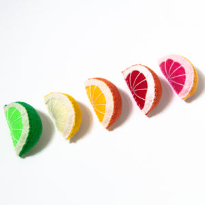 Sourpuss Citrus Catnip Toys
