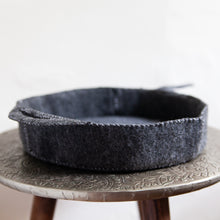 Load image into Gallery viewer, Felt Cast Iron Skillet