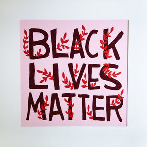 *LIMITED EDITION* Black Lives Matter Screen Print