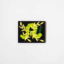 Load image into Gallery viewer, A Very Happy Caterpillar Painting