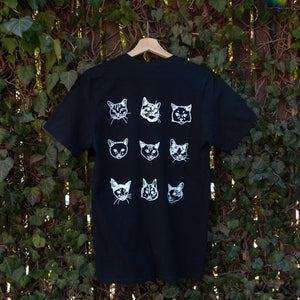 Take Care Cat Shirt