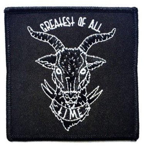 G.O.A.T. Patch