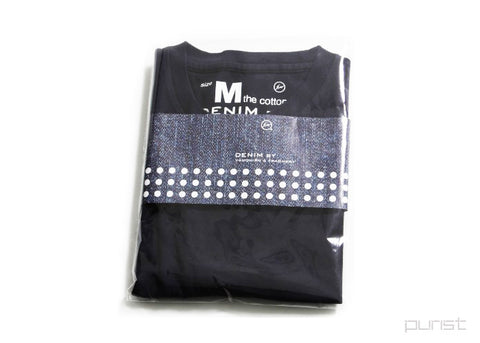 Two Pack Crew Neck T-Shirt - Navy