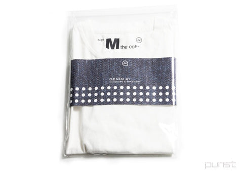 Two Pack Crew Neck T-Shirt - White