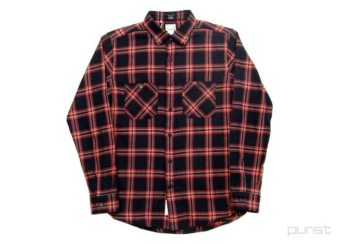 "Mens Shirt ""Bradley"" - Red"