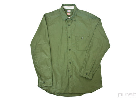 Mini HB Work Shirt - Olive