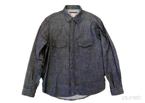 Raw Denim Shirt