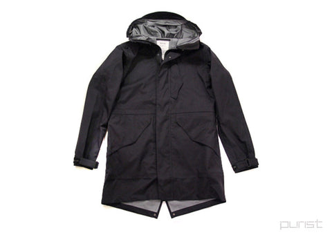 Gore-Tex Long Jacket - Black