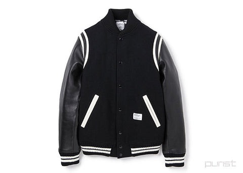 Award Jacket - Jerry - Black