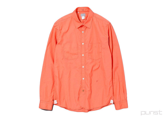"Men's Shirt ""JERRY"" - ORANGE"