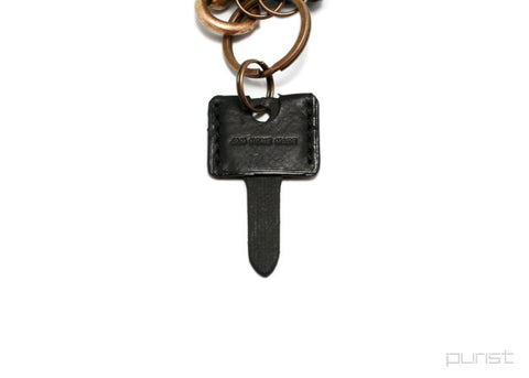 KEY COVER KEY HOLDER BLACK MINERVA BOX
