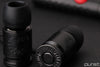 SITi Matte Black: Nine Millimeter Earphones