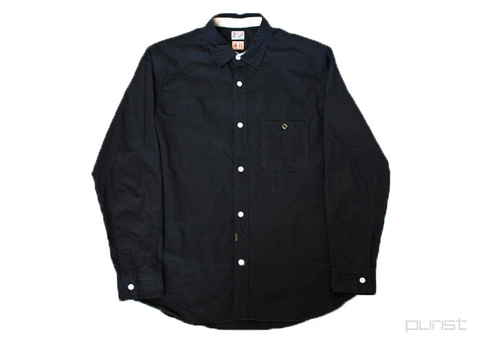 Mini HB Work Shirt - Black