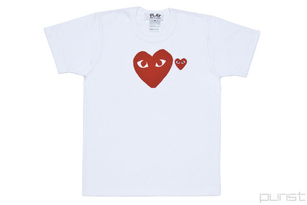 Red Heart Red Eyes Tee