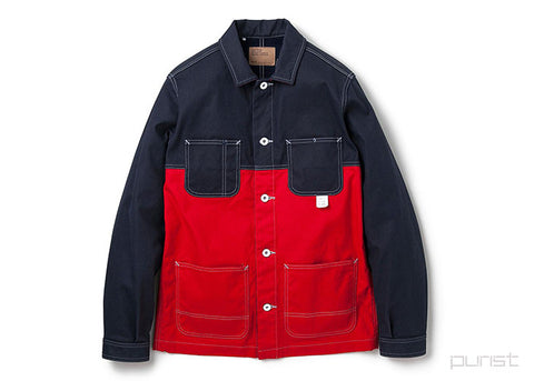 Mens Jacket - Texaco