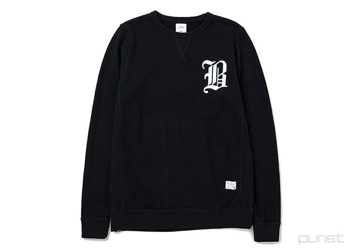 "L/S C-NECK SWEAT ""LOU"""